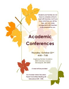 OctoberConferences